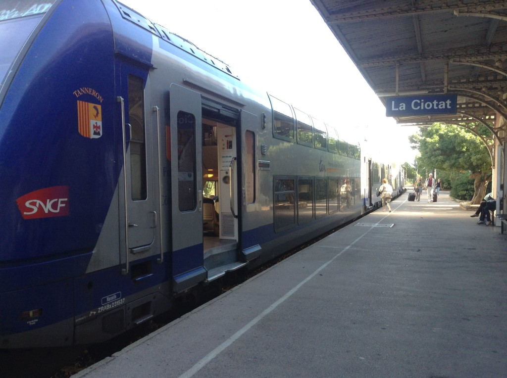 Arrival of a Train at La Ciotat Station (2013), the disappointing remake