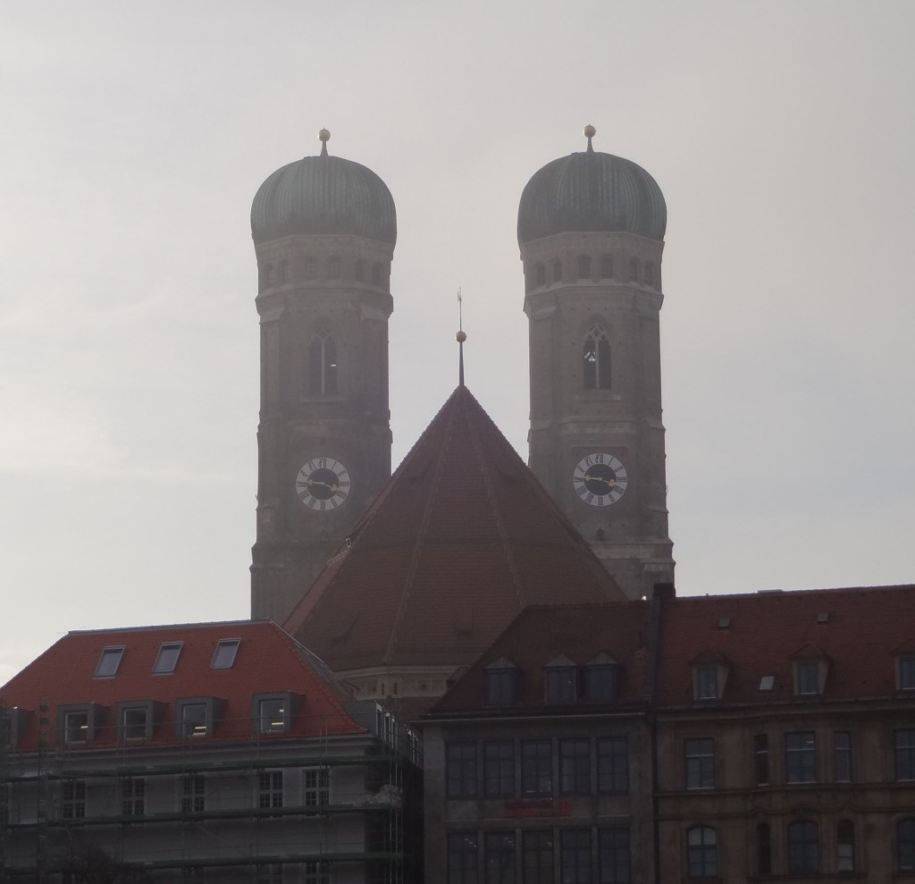 Is that the Frauenkirche or a character from Angry Birds?