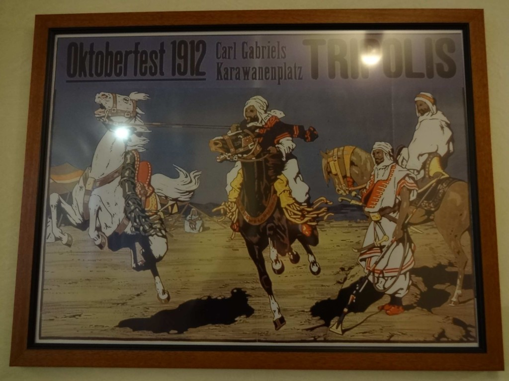 The official Oktoberfest 1912 poster
