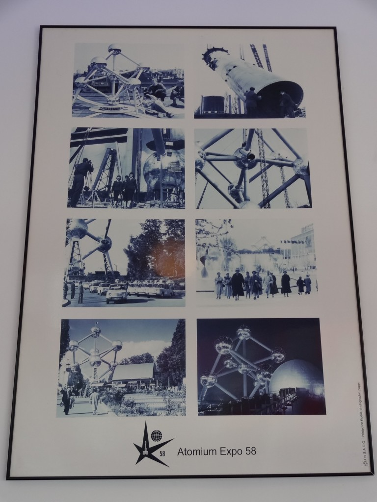 Images of the Atomium's construction and initial reception at the Belgian World Trade Fair of 1958 - Expo 58 - which the Atomium was built especially for. It was only supposed to remain in place for six months after the fair, but proved so popular with visitors it became a permanent and much loved Belgian landmark