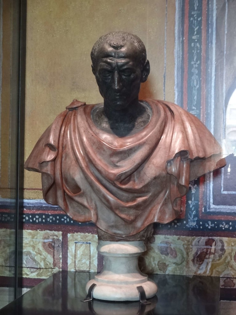 The most famous Roman emperor of them all, Julius Caesar and ...