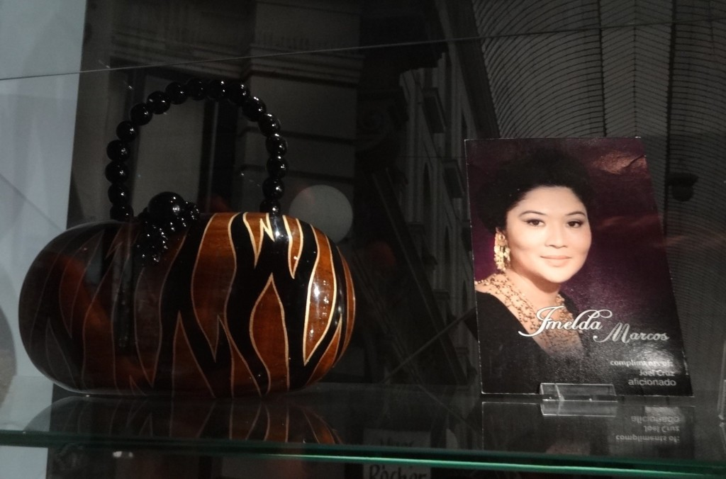 Well, Imelda Marcos must have had the odd handbag to go with all those shoes