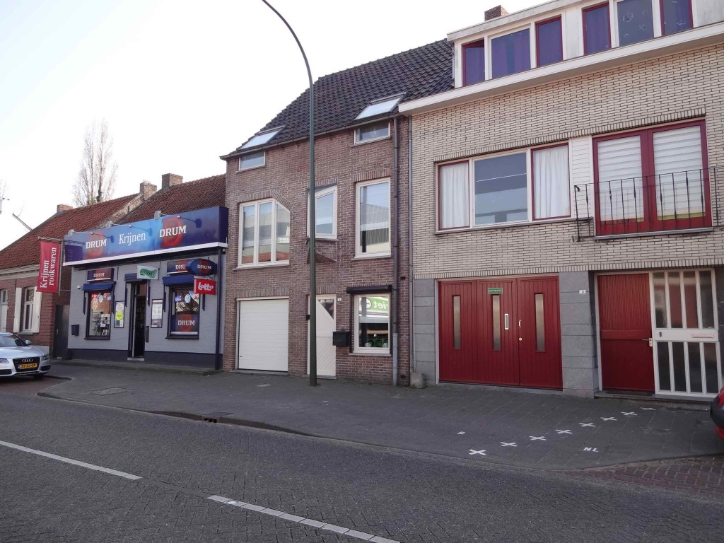It is not just the criss-cross border lines that help determine whether an area in Baarle is Dutch or Belgian. The many tobacco stores in Baarle Hertog are a good indicator as well