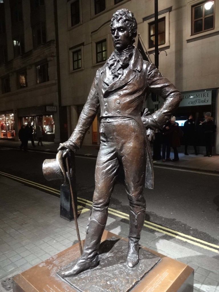 """George 'Beau' Brummell: """"To be truly elegant one should not be noticed"""""""
