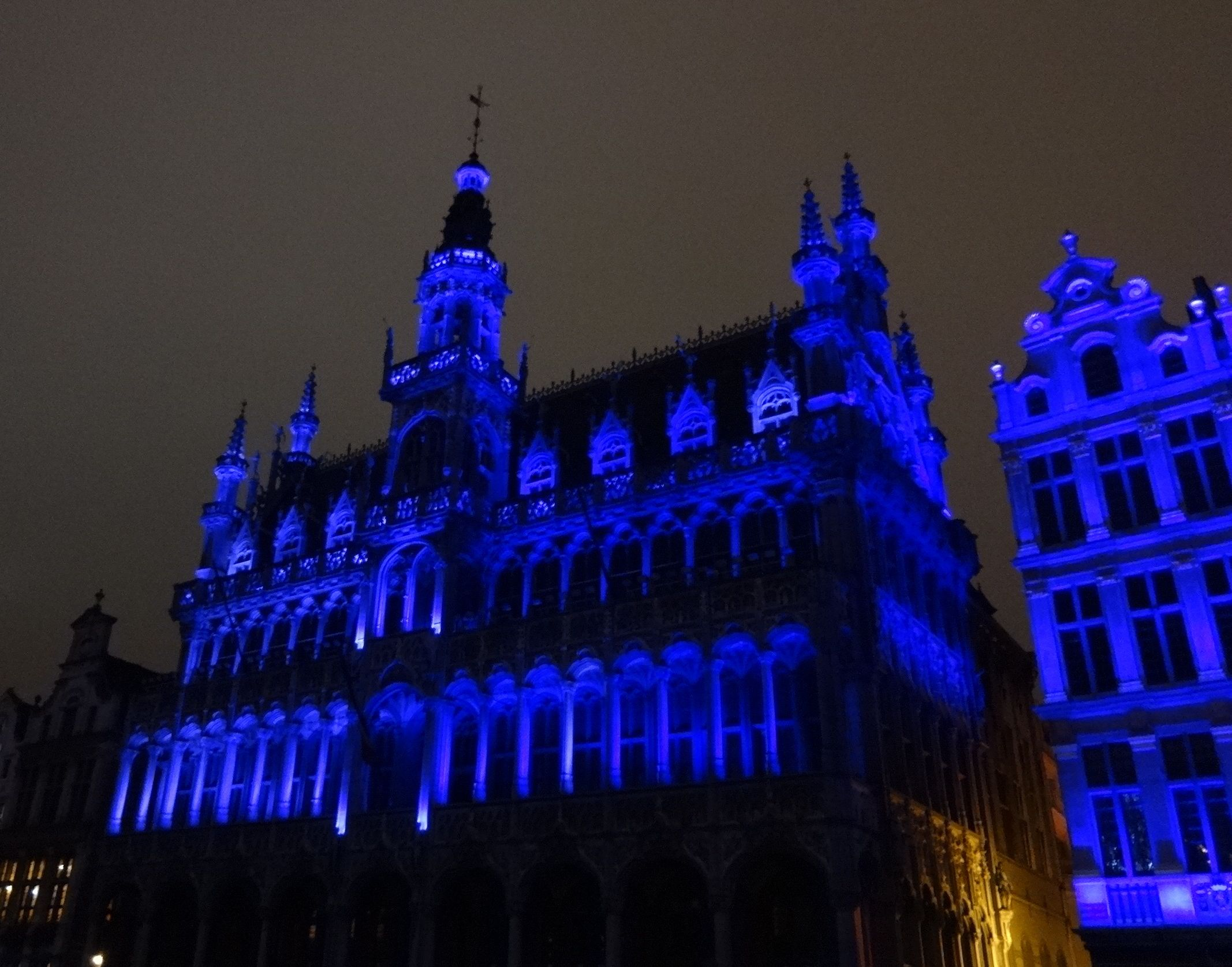 http://www.theladytravels.com/wp-content/uploads/Brussels-Christmas-2014-Grand-Place-Maison-du-Roi-blue.jpg