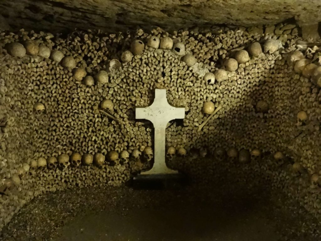 Although some may think these arrangements are disrespectful and tasteless, there are clear signs of respect towards the dead throughout the ossuaries