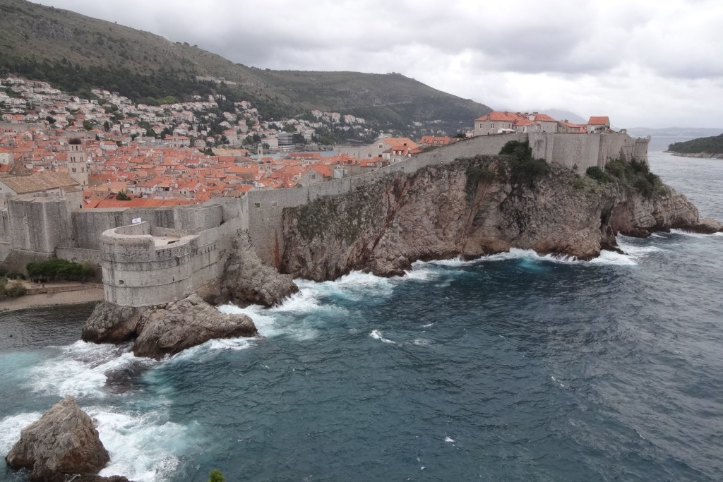 King's Landing aka Dubrovnik's Old Town and Old City Walls