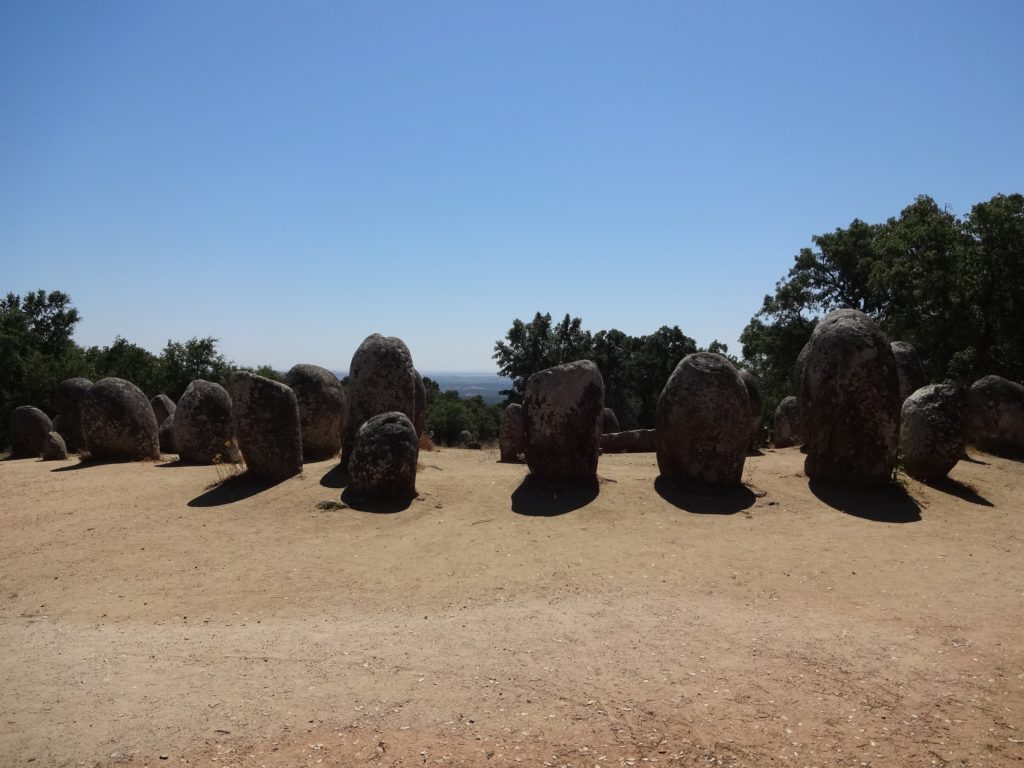 The enigmatic Cromlech of the Almendres