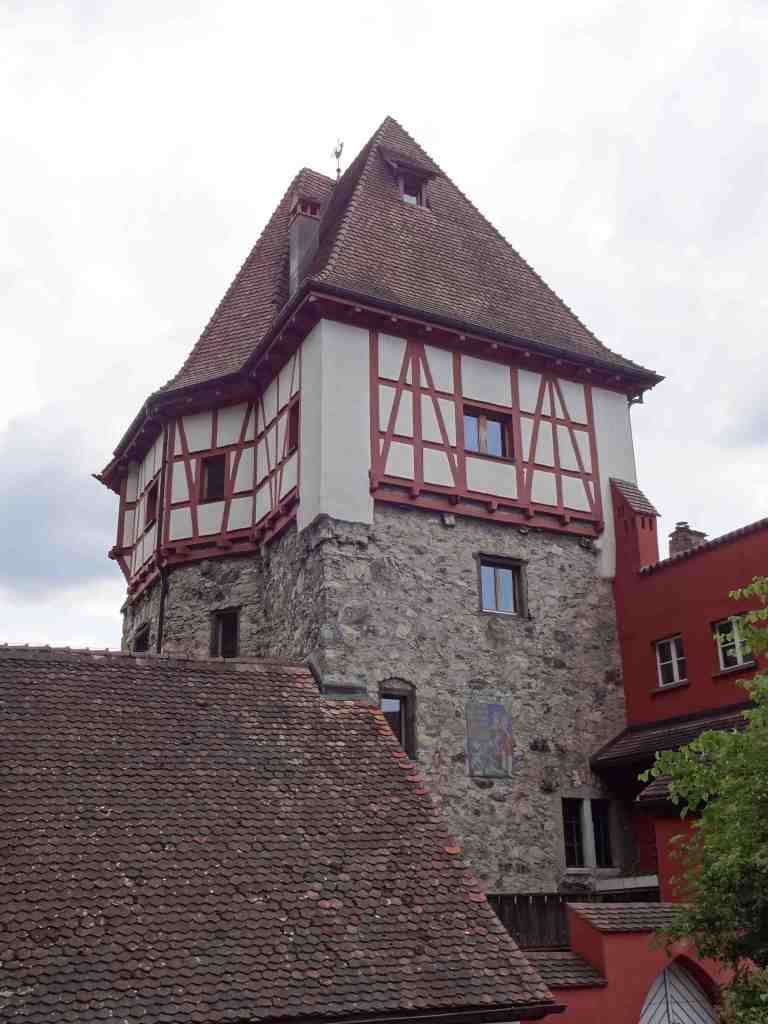 Now a private residence, but still a landmark in Vaduz