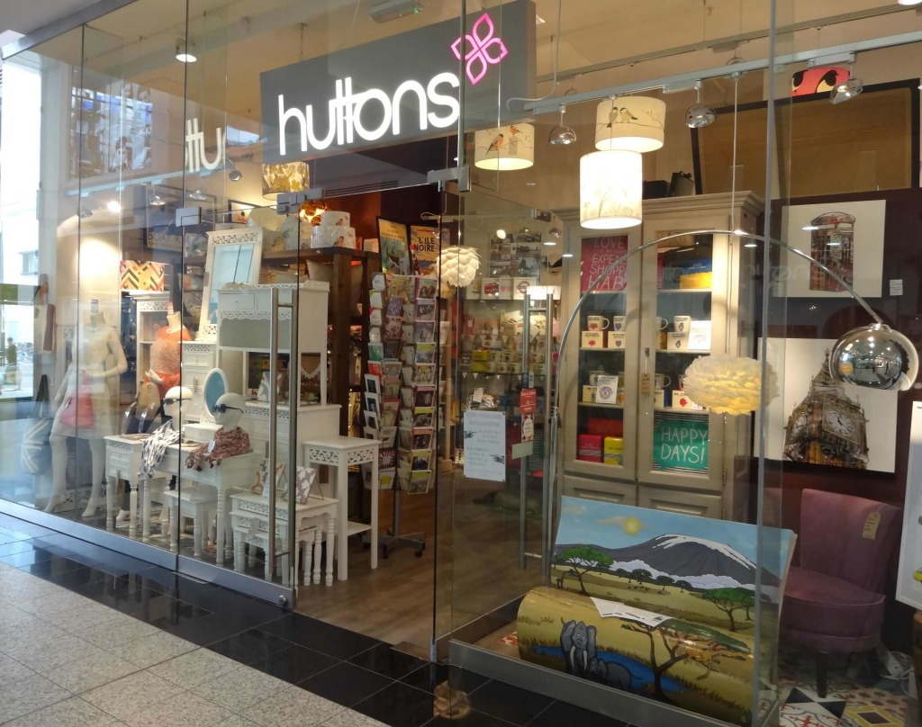 The shop owner of Huttons told me that several people have enquired about buying this particular mini bookbench. They will have to try their luck at the charity auction on 7th October 2014