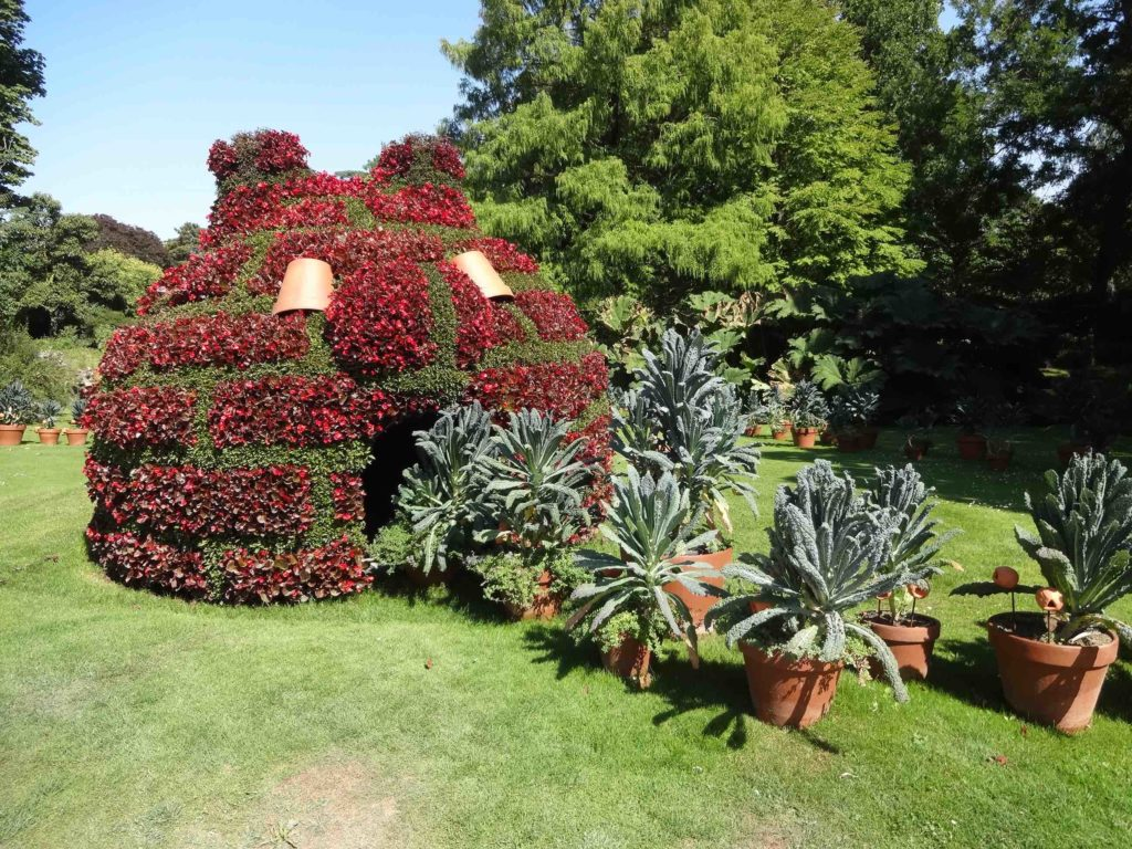 Nantes finding nemo the meaning of life the lady travels - Jardin romantique definition nantes ...