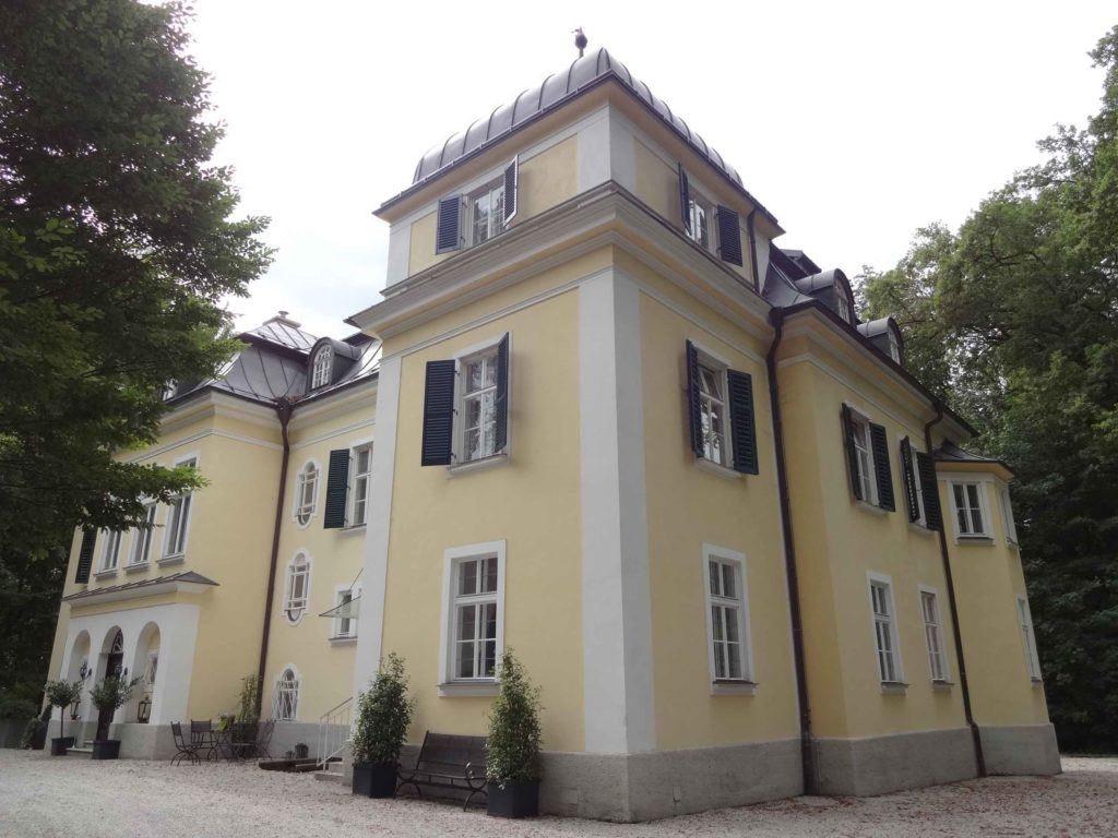 The real Villa Trapp still exists, close to Salzburg's Aigen train station. It is now a hotel